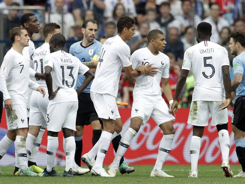 Francúzski futbalisti