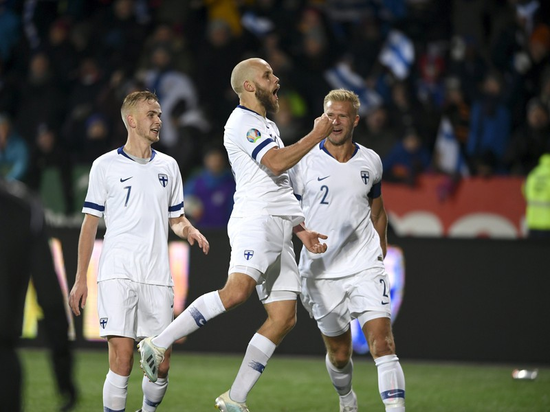 Futbalisti Fínska postúpili na ME 2020