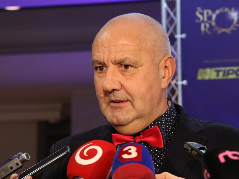 Otec zjazdovej lyžiarky Petry Vlhovej Igor Vlha