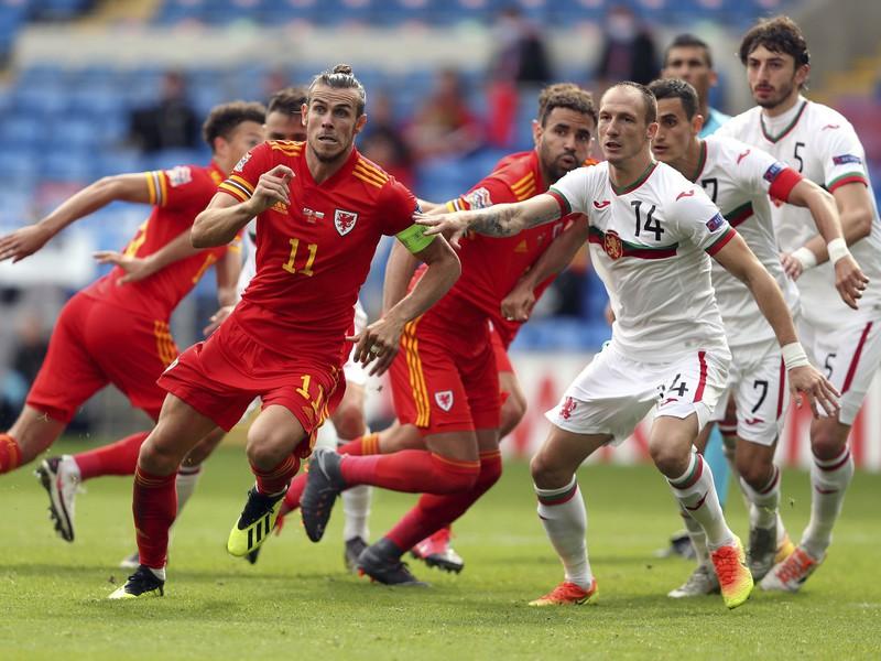 Gareth Bale (číslo 11)