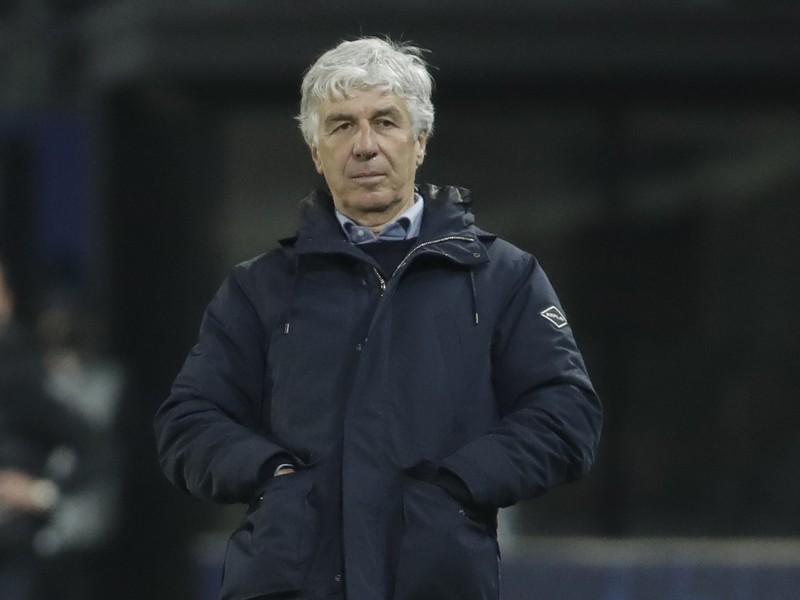 Tréner Atalanty Gian Piero Gasperini
