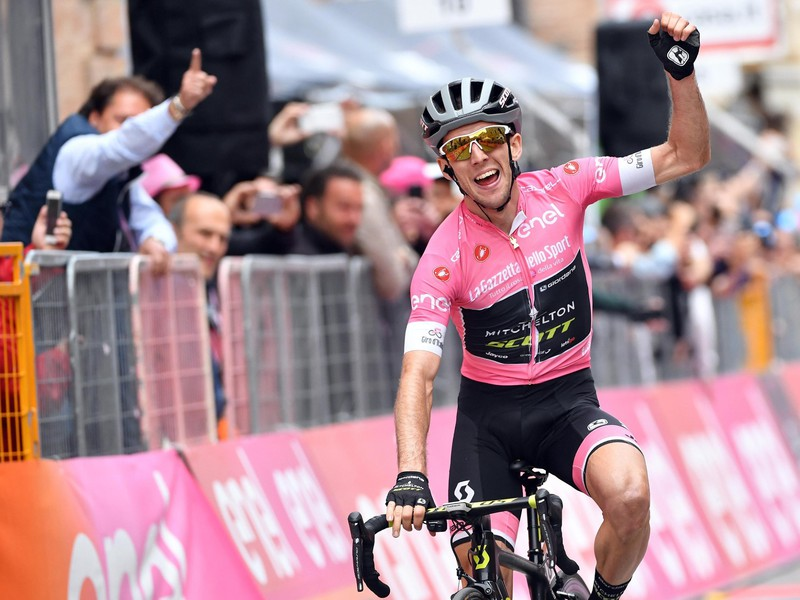 Britský cyklista Simon Yates z tímu Mitchelton-Scott zvíťazil v 11. etape 101. ročníka pretekov Giro d'Italia
