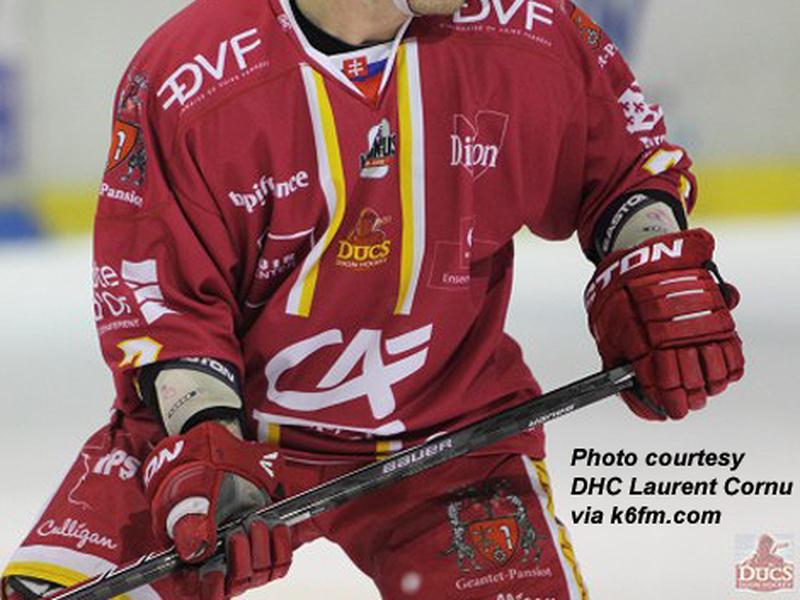 Marek Mašlonka sa stal novou posilou britského tímu Guildford Flames