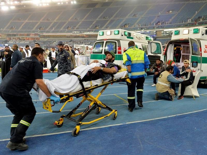Hrozivý incident si vyžiadal vážne zranenia
