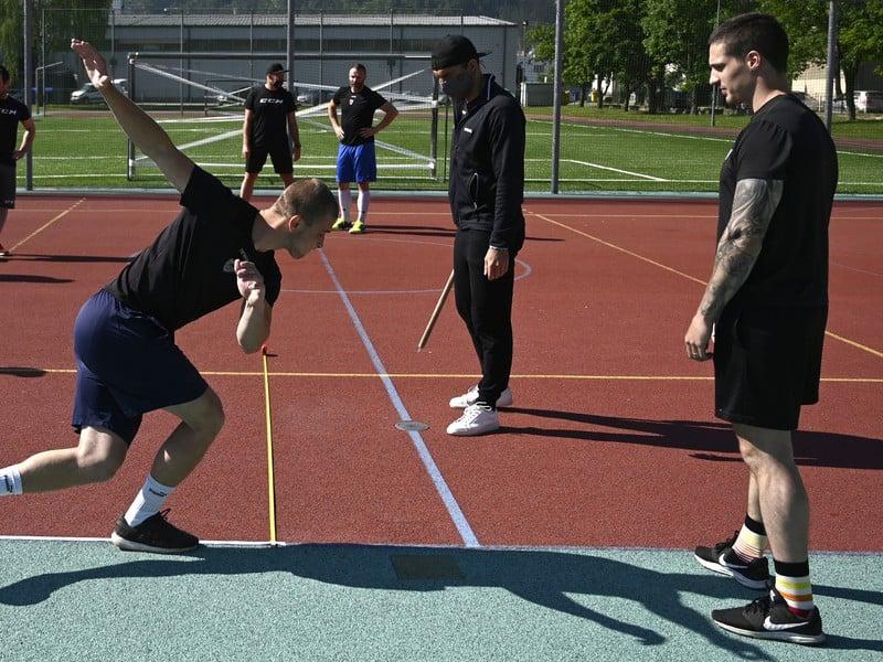 Hokejisti HC Dukla Trenčín začali s letnou prípravou