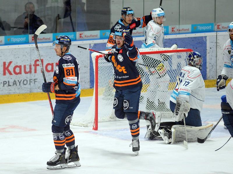 Košice deklasovali Nitru 9:0