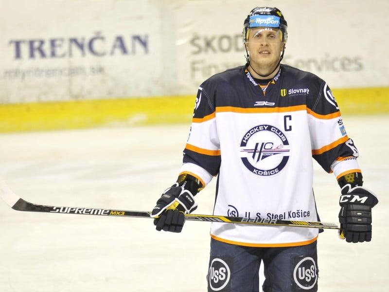 Marek Bartánus z HC Košice