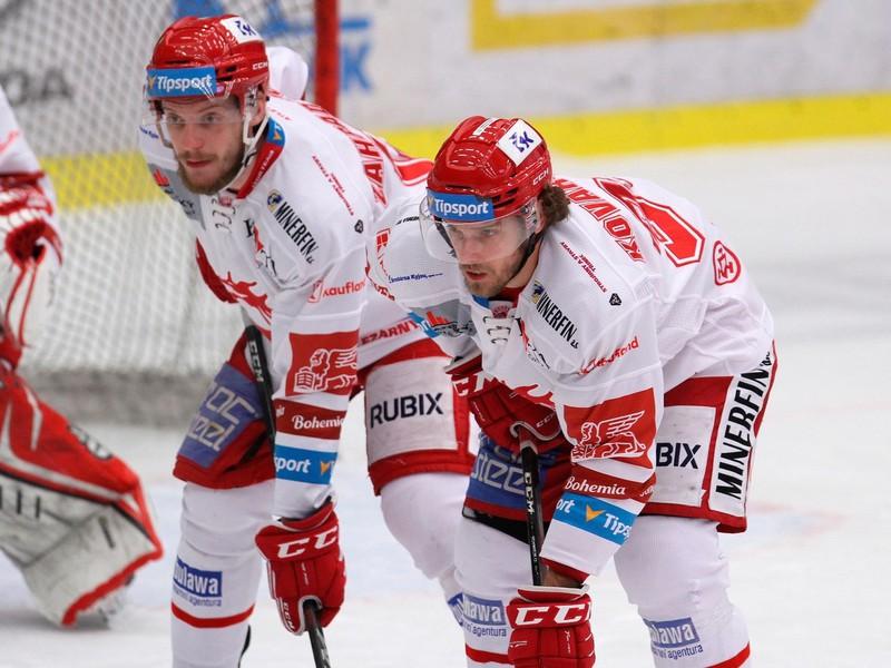 Hokejisti HC Oceláři Třinec