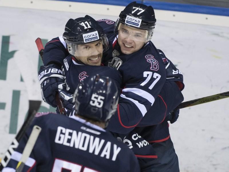 Martin Réway a Zach Boychuk