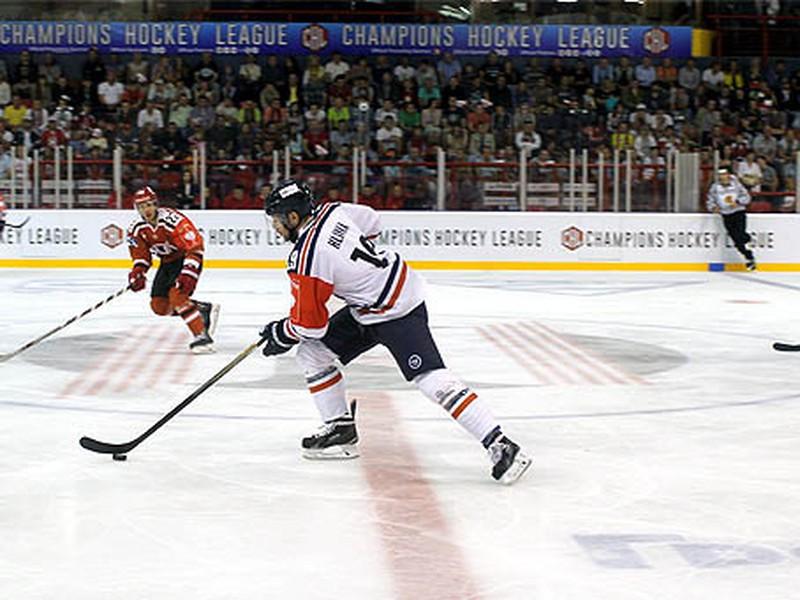 Vítkovice uspeli na ľade bieloruského celku Neman Grodno