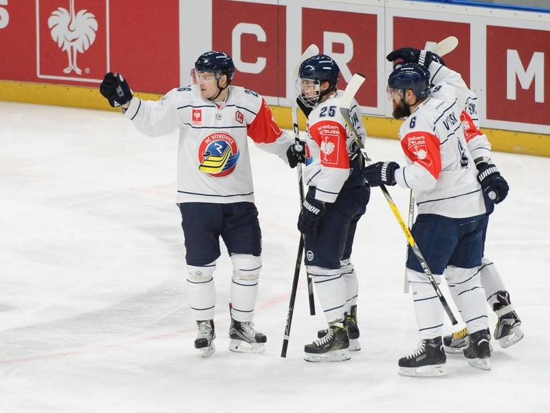 Hráči HC Vítkovice