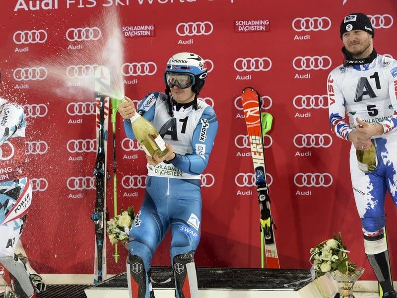 Kristoffersen obhájil triumf v Schladmingu