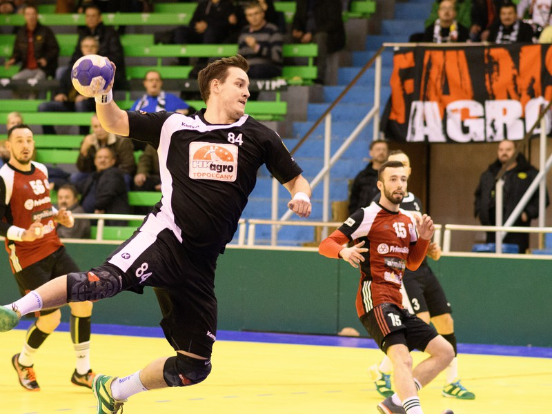 Na snímke Erik Žilinčík