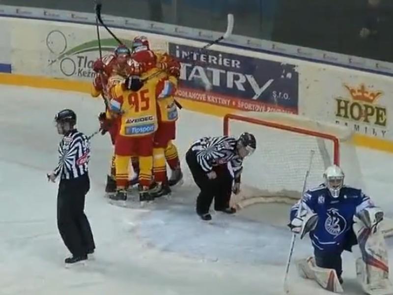 Mladíci Sádecký a Hecl sa postarali o krásny gól