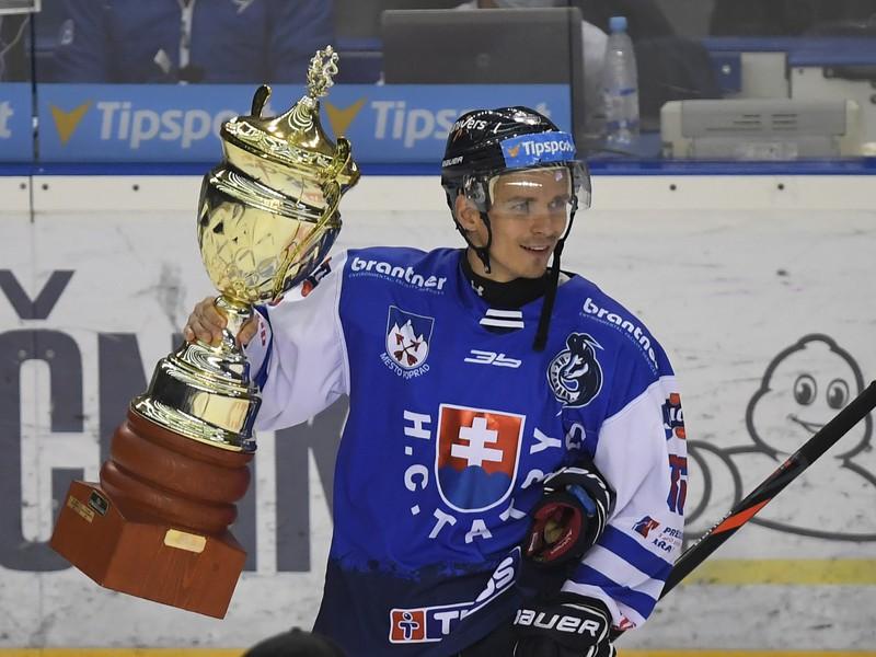 HK Poprad triumfoval na Tatranskom pohári