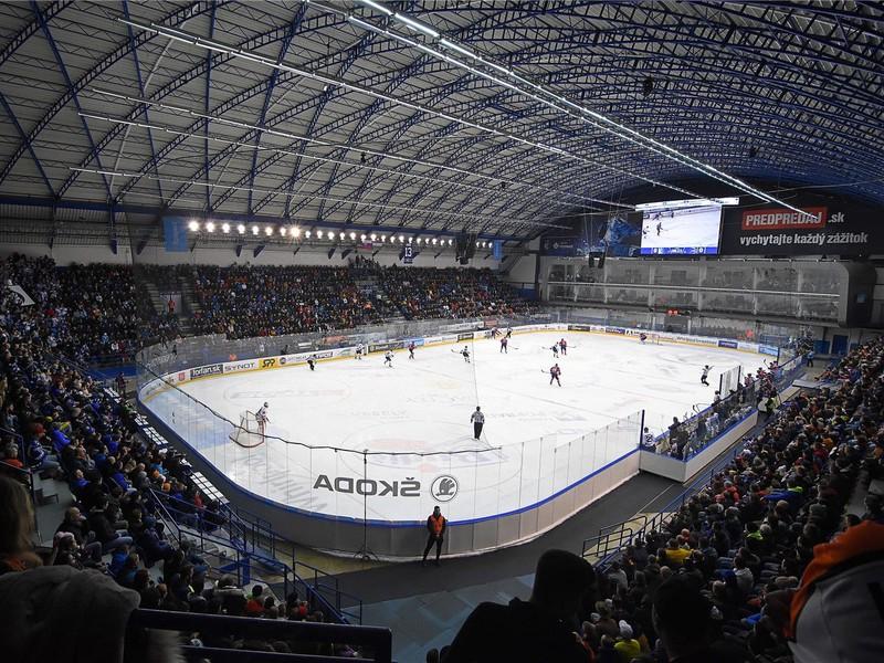 Zimný štadión v Poprade