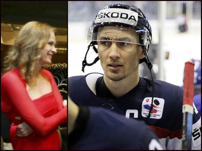 Nájdu Ingrid a Miro spoločnú reč čo sa budúcej kariéry hokejistu týka?