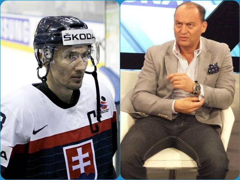 Miroslav Šatan by ešte mohol odohrať jednu sezónu. Maroš Krajči zo Slovana sa za ním chystá aj vycestovat do USA.
