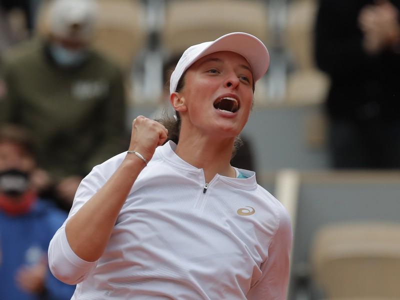 Iga Swiateková víťazkou Roland Garros 2020