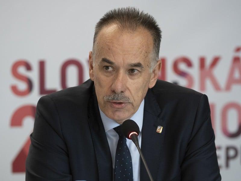 Šéf Organizačného výboru MS 2019 Igor Nemeček