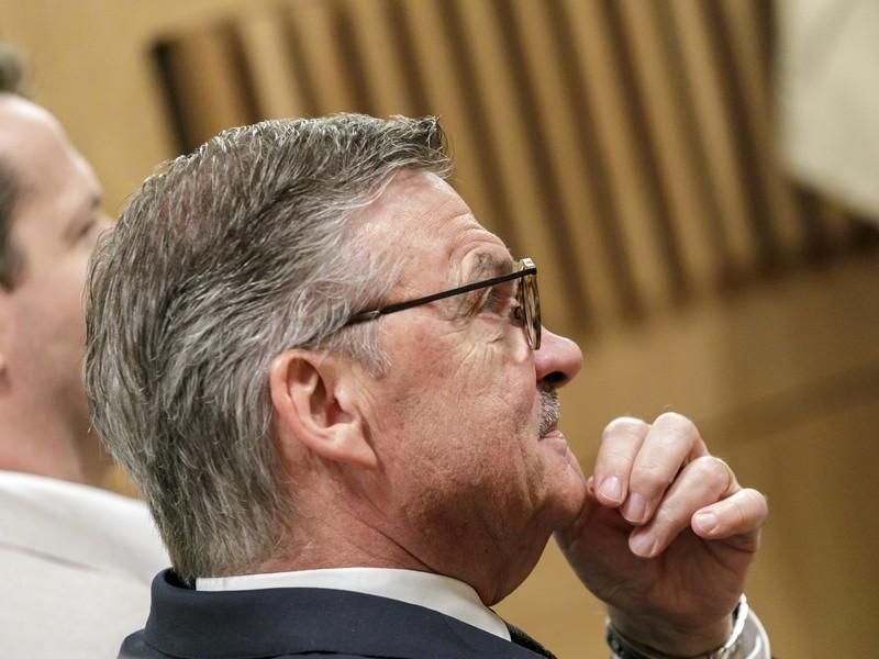Prezident Medzinárodnej hokejovej federácie (IIHF) René Fasel