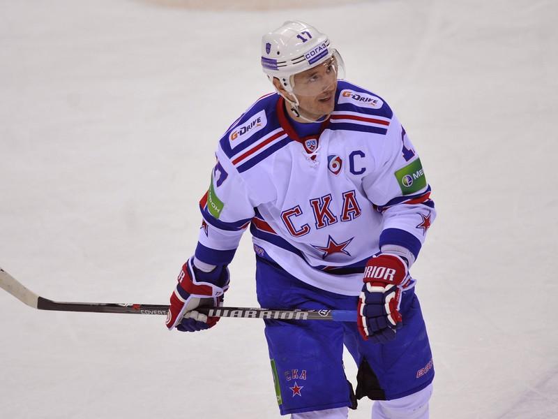 Iľja Kovaľčuk zo SKA Petrohrad