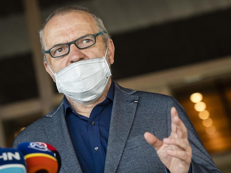 Štátny tajomník MŠVVaŠ SR pre šport Ivan Husár