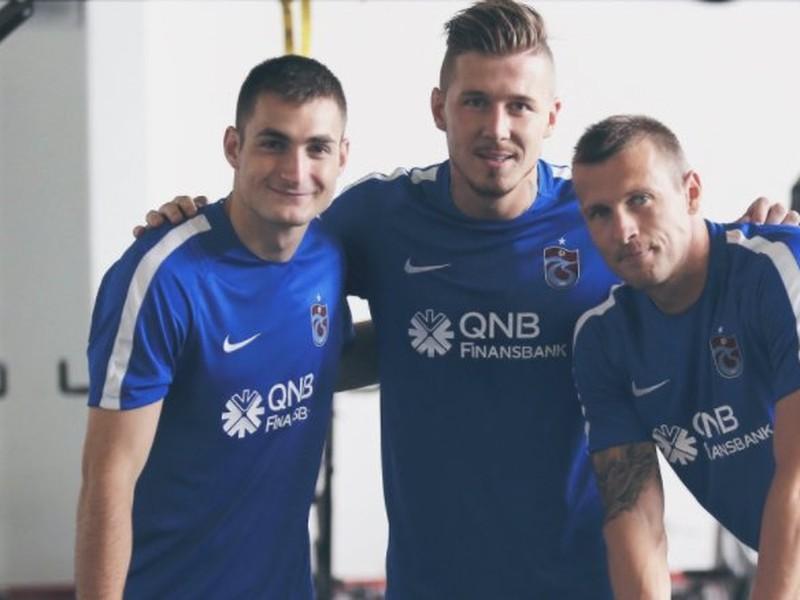 Slovenské trio v Trabzonspore