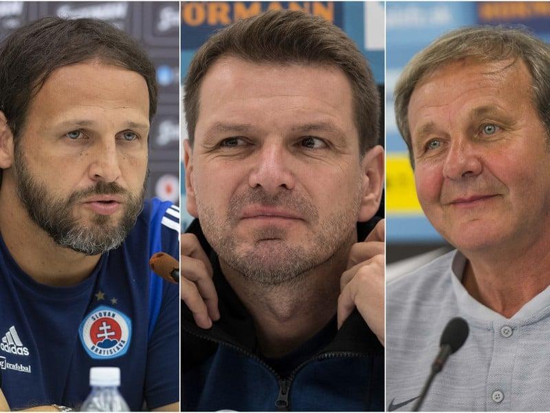 Ján Kozák mladší, Štefan Tarkovič a Ján Kozák