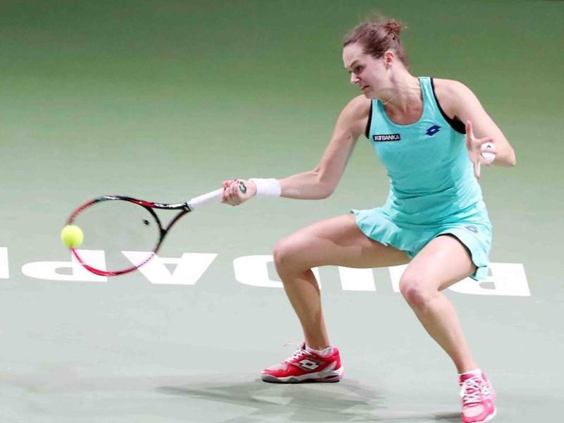 Jana Čepelová nevyužila dva mečbaly a do štvrťfinále nepostúpila