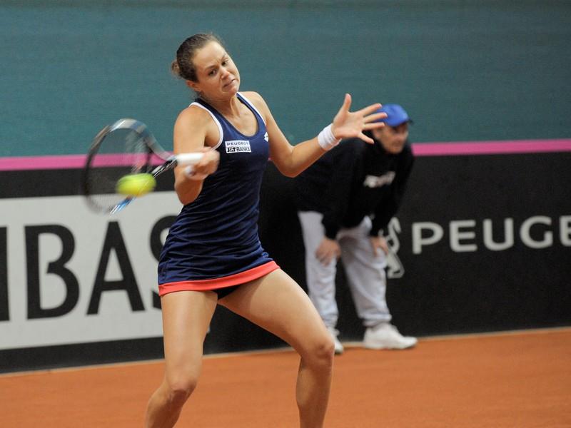 Ilustračné foto: Slovenská tenistka Jana Čepelová
