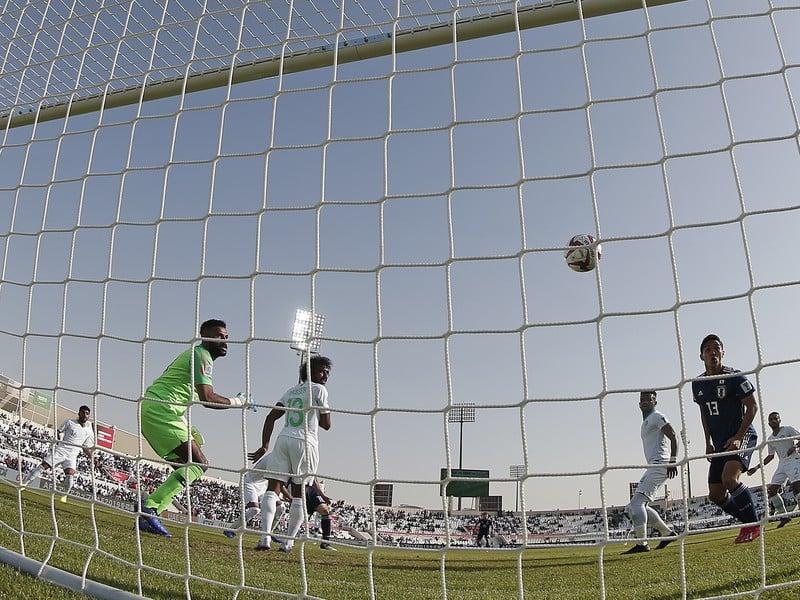 Japoncom stačil na postup jediný gól