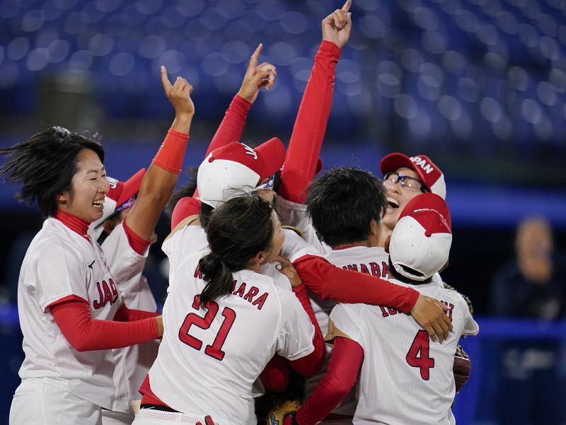 Softbalistky Japonska obhájili olympijský titul