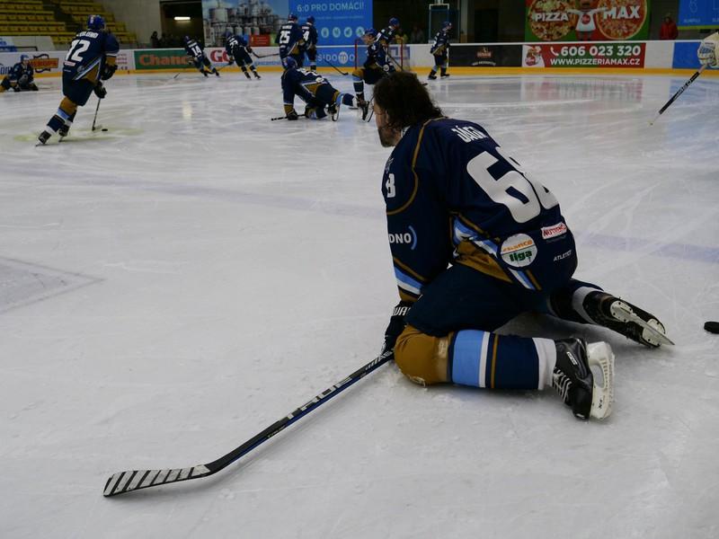 Jaromír Jágr sa vrátil na súťažný ľad
