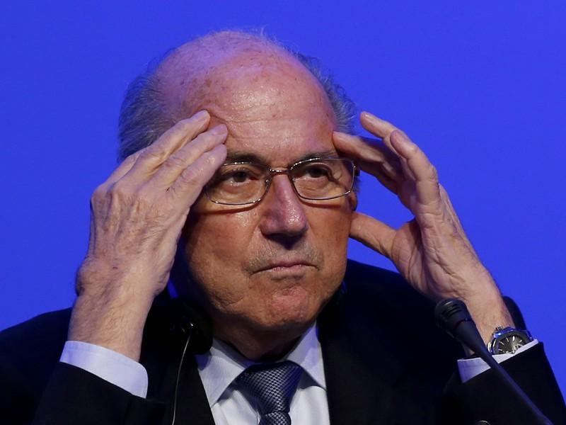 Joseph Blatter, prvý muž svetového futbalu
