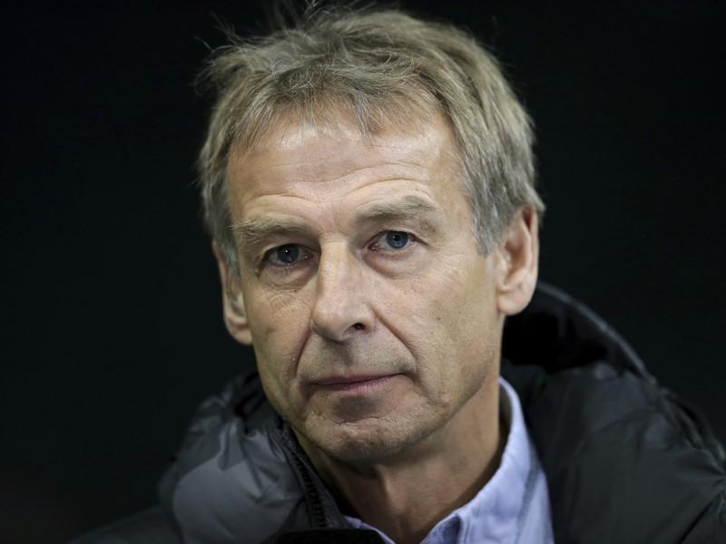 Nemecký futbalový tréner Jürgen Klinsmann