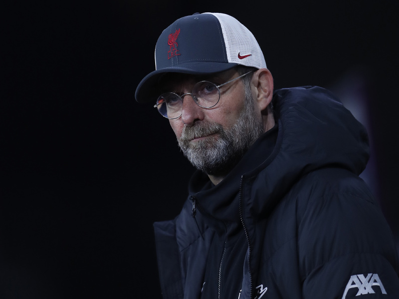 Kouč Liverpoolu Jürgen Klopp