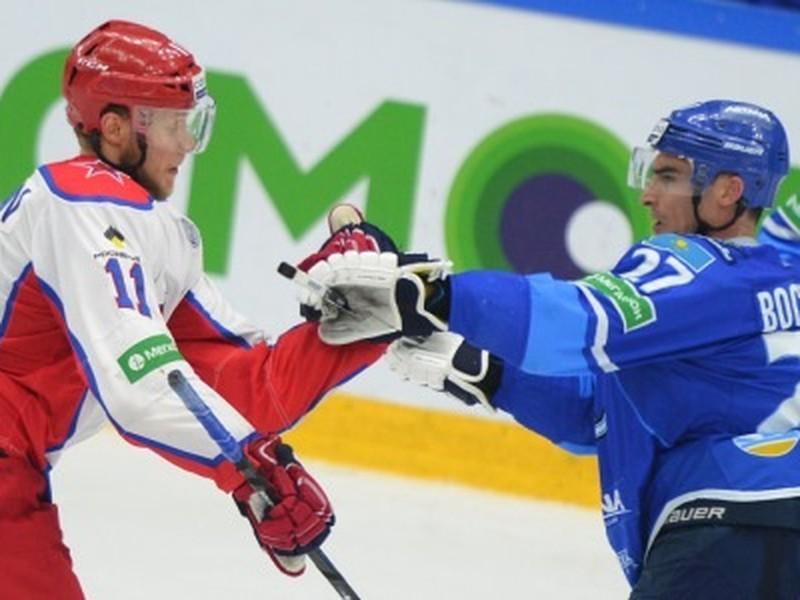 Famózna séria CSKA skončila na ľade Barysu