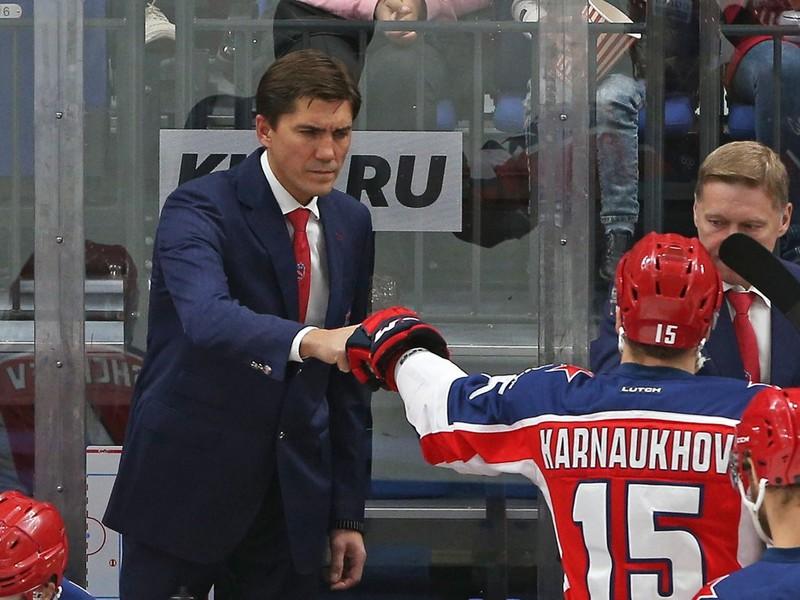 Igor Nikitin na striedačke CSKA Moskva