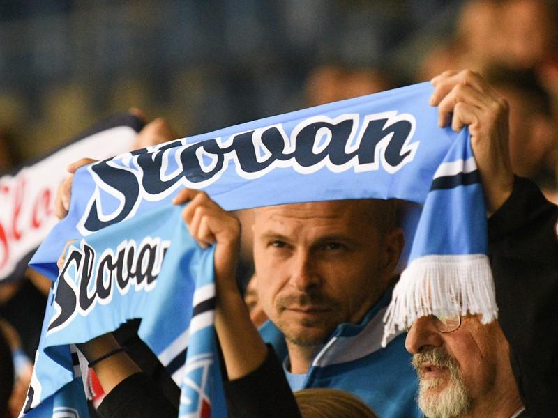 Fanúšikovia HC Slovan Bratislava