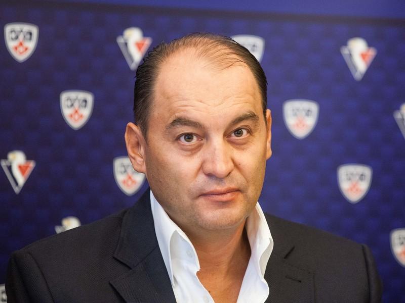 Generálny manažér HC Slovan Maroš Krajči