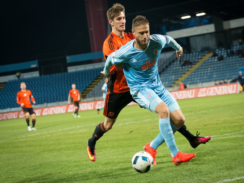 Kornel Saláta z ŠK Slovan zostane v Slovane aj v najbližšom období