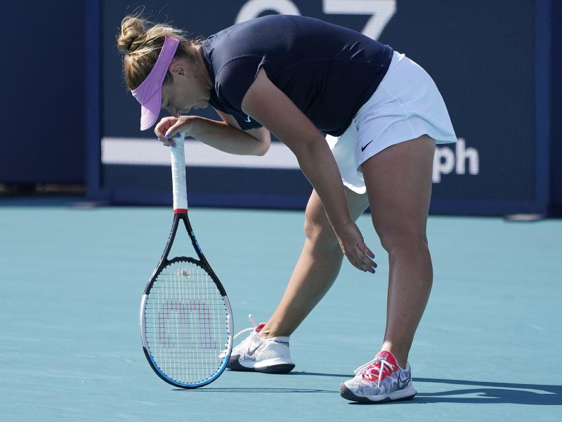 Slovenská tenistka Kristína Kučová