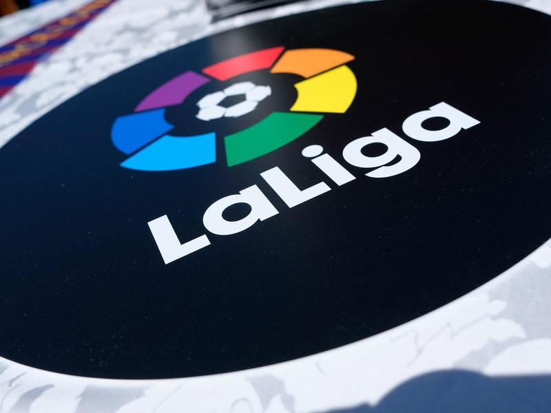 Logo španielskej La Ligy