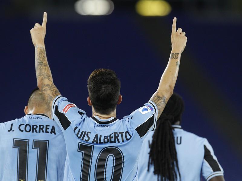 Luis Alberto a jeho gólové oslavy