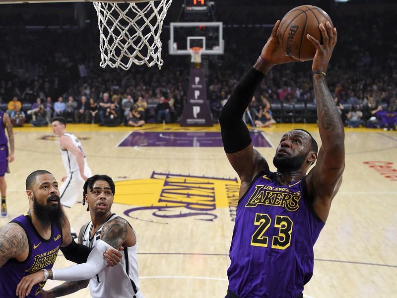 LeBron James si túto sezónu v play off NBA nezahrá