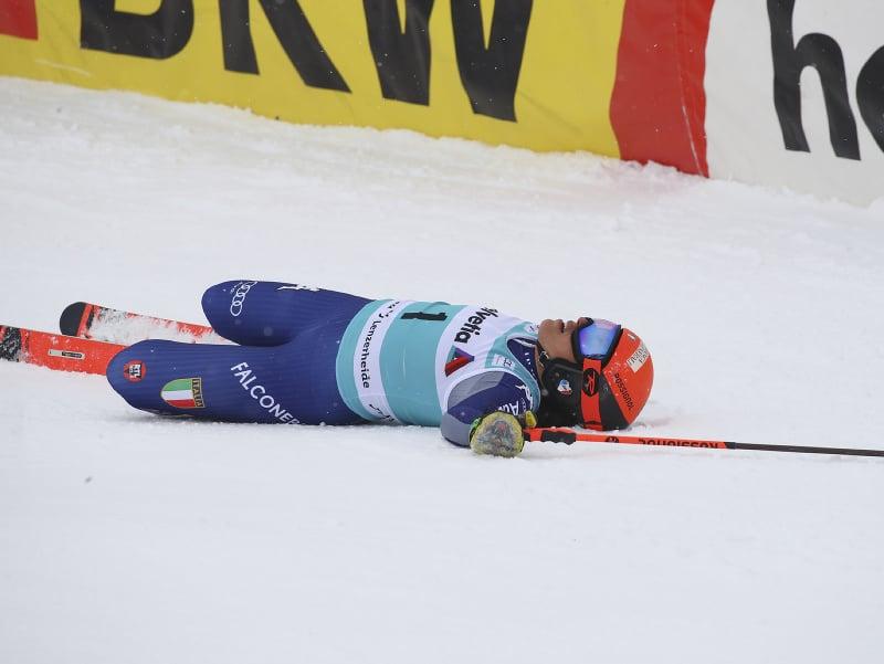 Talianska lyžiarka Federica Brignoneová