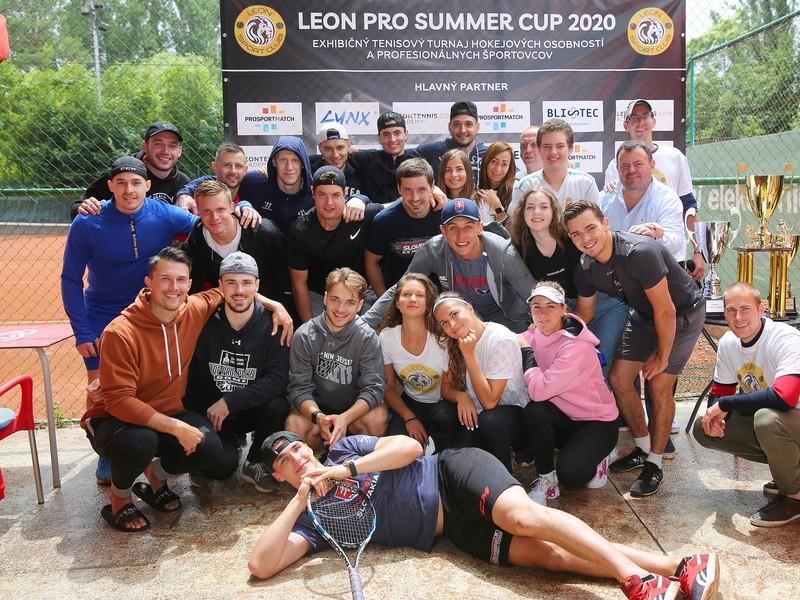 Účastníci Leon Pro Summer Cup 2020