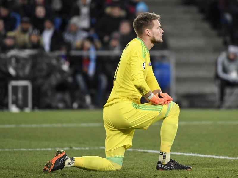 Tomáš Vaclík po inkasovanom góle