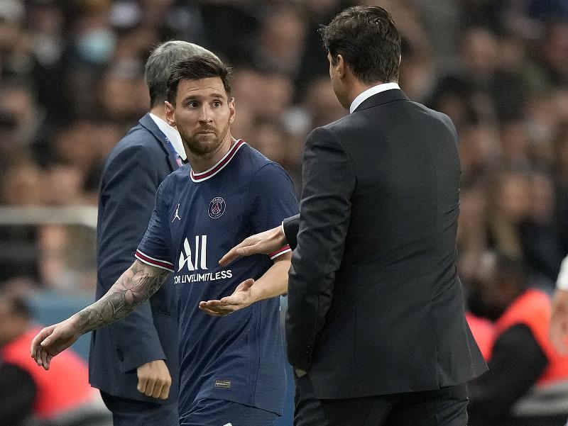 Lionel Messi nebol nadšený zo striedania
